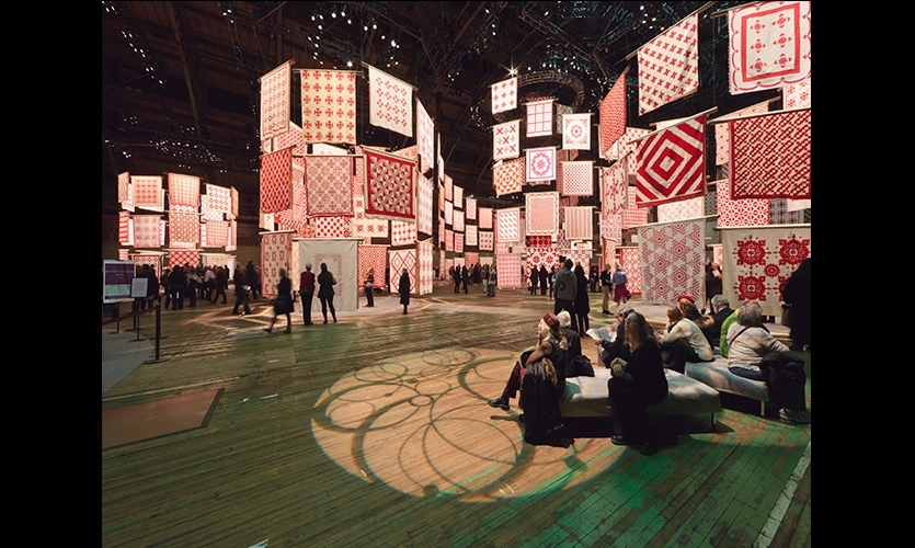 The 20 Most Influential Exhibit Designs This Century Segd