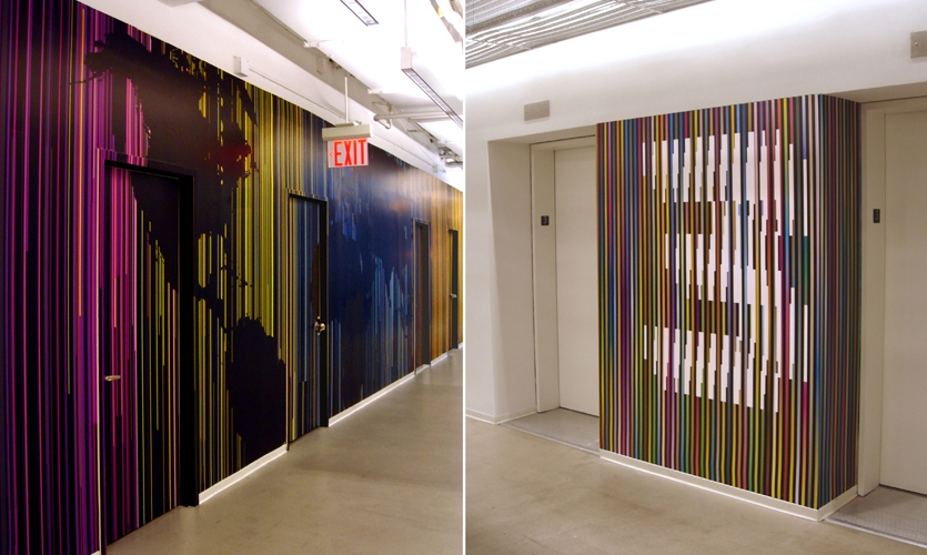 Jwt new york office Office Space Jwt Headquarters Segd Jwt Headquarters Segd