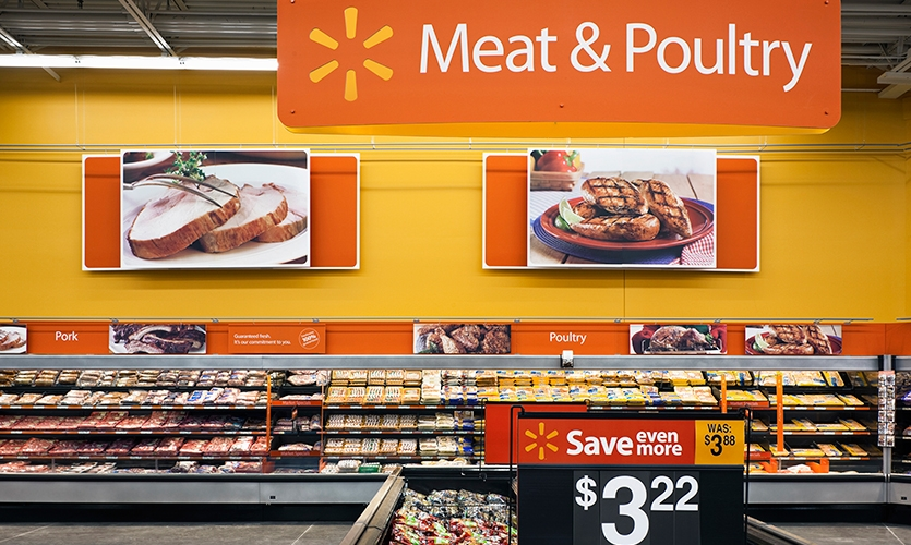 Meat & Poultry, Wal-Mart Retail Environment, Wal-Mart, Lippincott