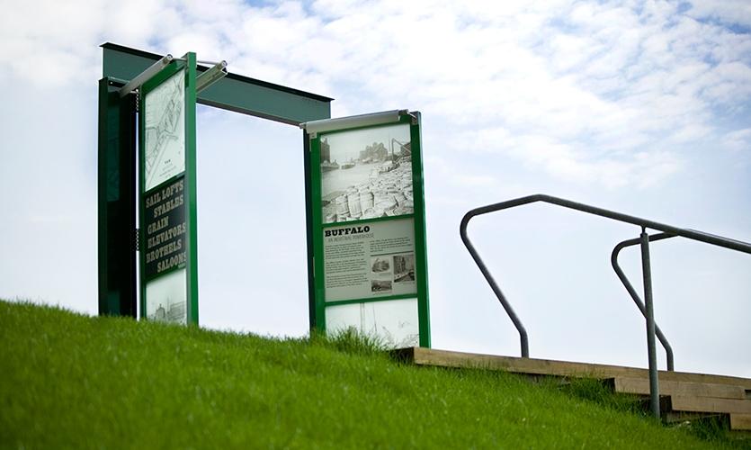 Doorway, Erie Canal Harbor Project, Erie Canal Harbor Development Corp., C&G Partners