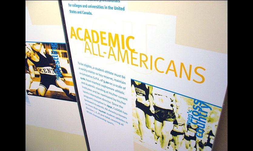 Kent State University Academic Athletic Center, Ami Khosravi, Jerad Lavey, Kent State University