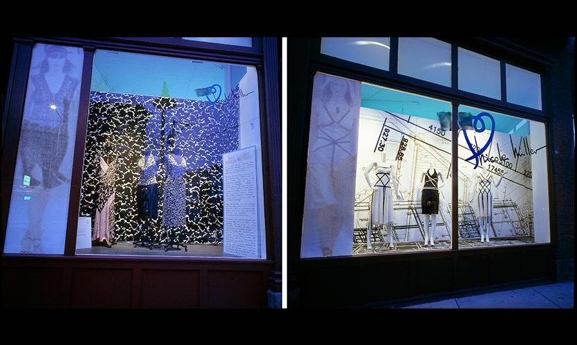 Window Display, Venturi Scott Brown Window Displays, Venturi, Scott Brown and Associates