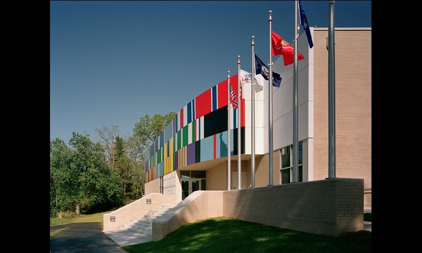 The Pennsylvania Military Museum, Purdy O'Gwynn Architects, Inc.
