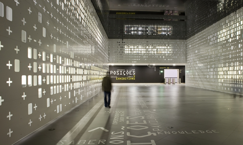 Skin,  Pavilion of Knowledge, P-06 Atelier, JLCG Architects