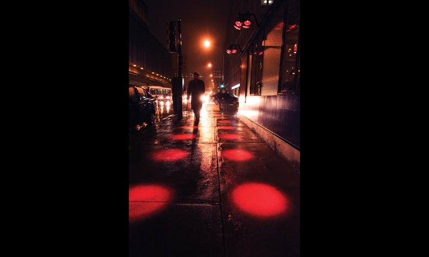 Montreal's world-famous entertainment district, Quartier des Spectacles, is undergoing a revitalization that uses light as its primary medium. (Photos: Martine Doyon, Partenariat du Quartier des Spectacles)