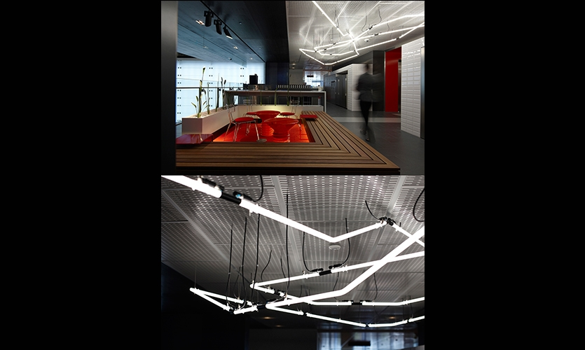 Decorative Lighting, ANZ Centre, ANZ, Fabio Ongarato Design, HASSELL, Lend Lease Design