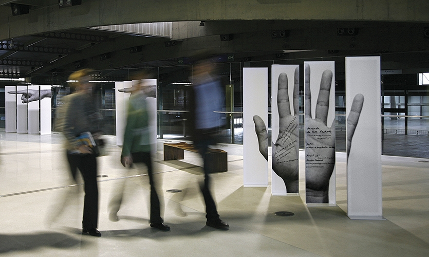 Pedestrians, Hand to Hand, PRINT IT!, María de Ros, Daniel Loewe