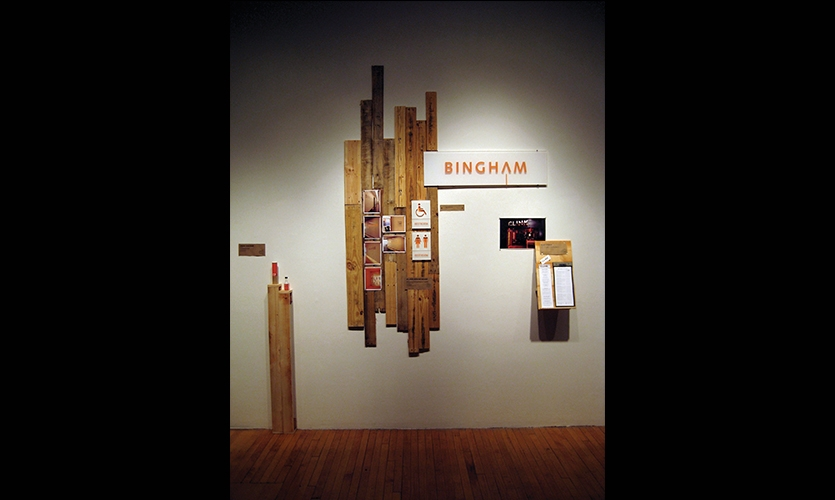 Bingham, 2009 AIGA Bone Show, AIGA Boston Chapter, Brandon Bird, Jeff Stammen, Christine Lefebvre
