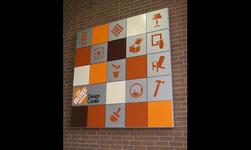 Attrayant Symbols And Branding, Home Depot Design Center, Home Depot, Little