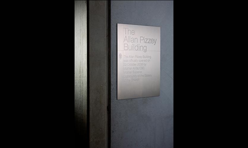Building Signage, St. Michael's Grammar School, Nexus Designs, Falinc