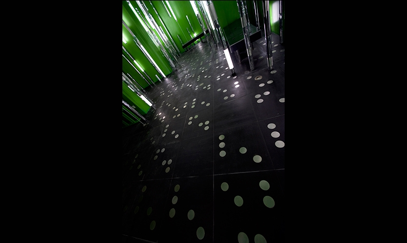 Floor, Mellon Town Residential Lobby, Gemdale Corp., One Plus Partnership