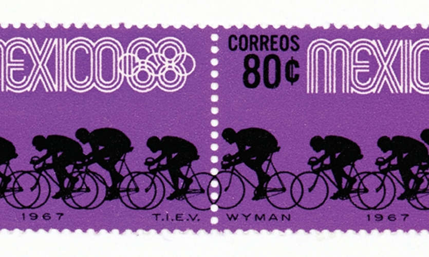 "Wyman helped craft the ""look"" for the 1968 Mexico City Olympics."