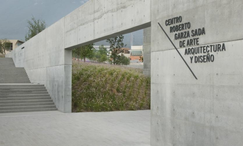 Merit Award: Centro Robert Garza Sada Wayfinding and Environmental Graphics (Pentagram)