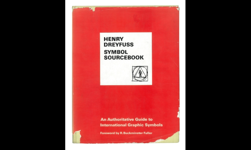 Fig. 2. Cover of Henry Dreyfuss' Symbol Sourcebook