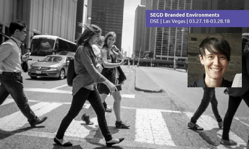 At 2018 SEGD Branded Environments session, Danielle Lindsay-Chung will share how Uber's internal brand team is creating and enhancing the physical brand experiences.