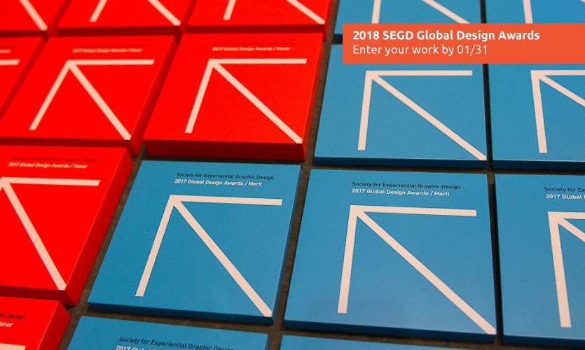 Leading firms share why they enter the SEGD Global Design Awards year after year.