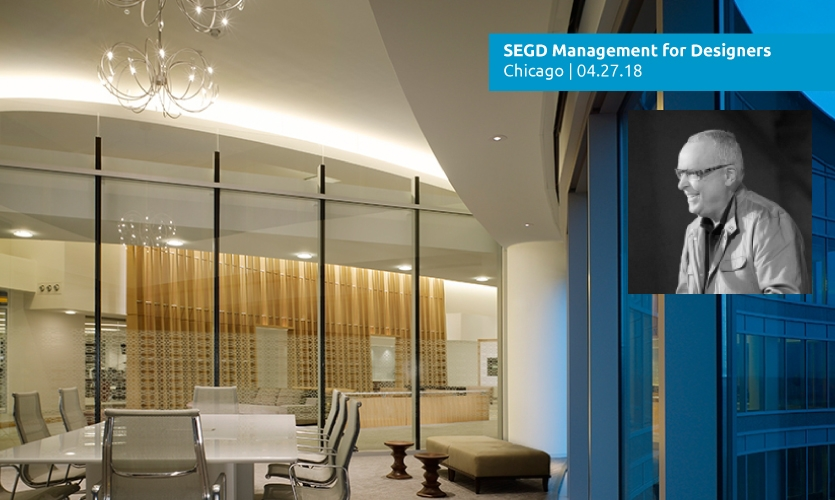 Learn essential management skills, such as business planning and contracts, from Shel Perkins at 2018 SEGD Management for Designers.