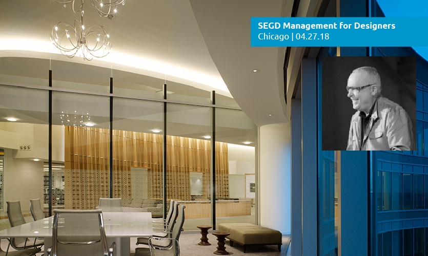 """Join Shel Perkins for his session, """"Contracts for Designers,"""" at the 2018 SEGD Management for Designers event, April 27 in Chicago."""