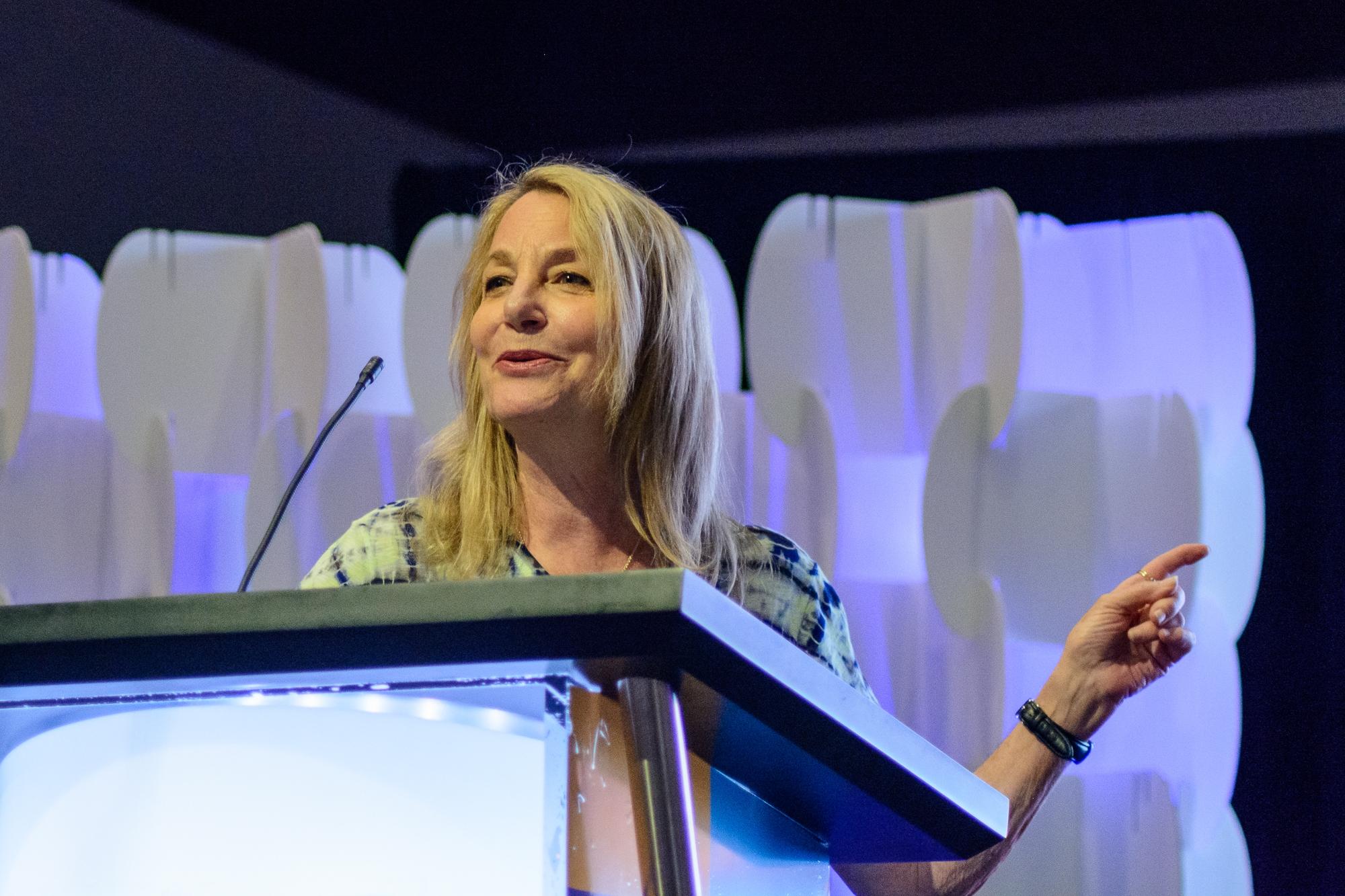 2019 SEGD Fellow, Paula Scher