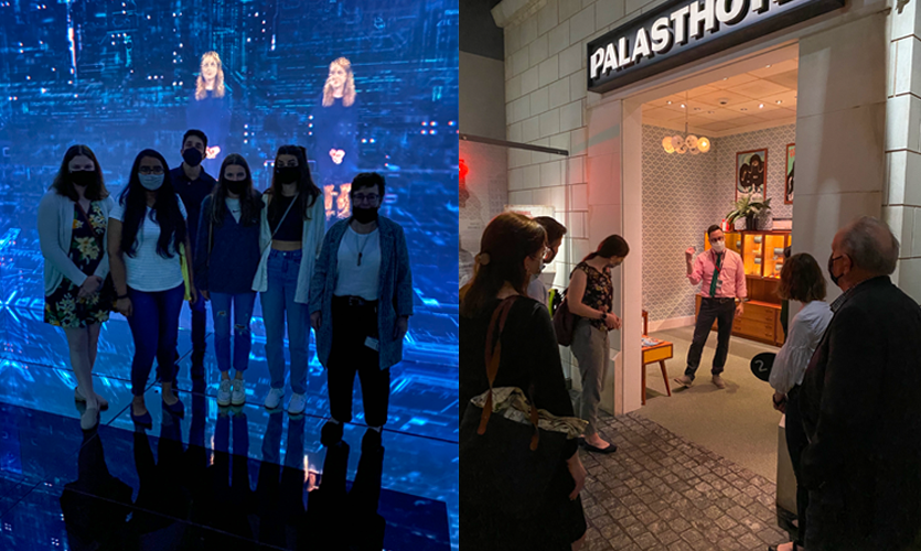 2021 Exhibition and Experience, Spy Museum Tour