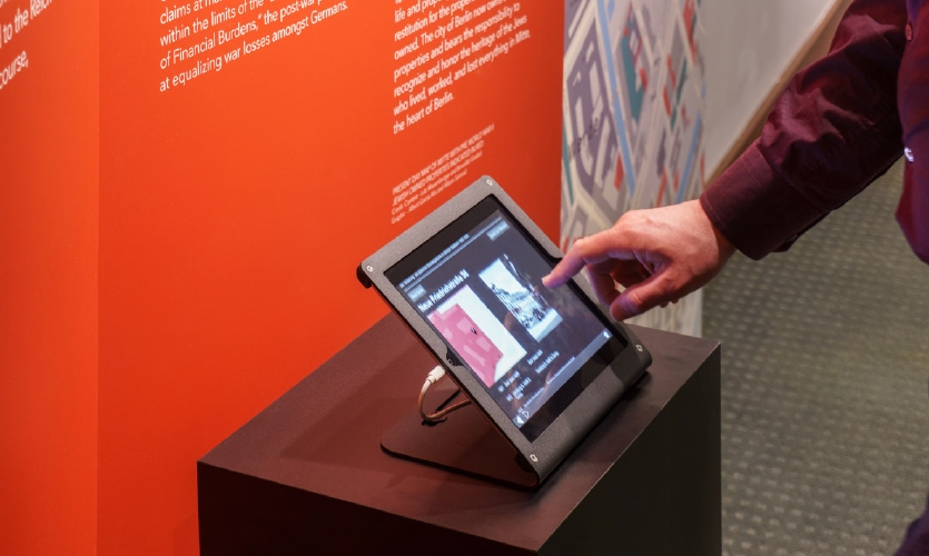 The combination of interactives, media and artifacts is memorable and moving.