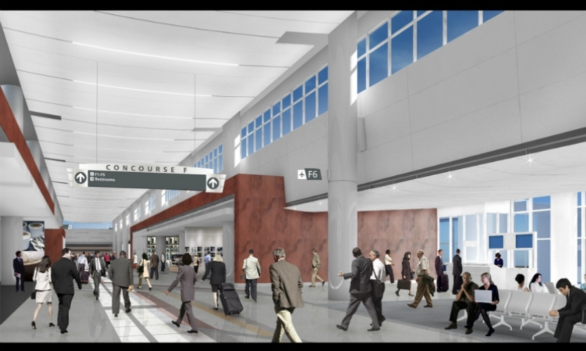 It will focus on wayfinding for transportation, healthcare, education and workplace environments. (Image: ATL, Gresham Smith and Partners)