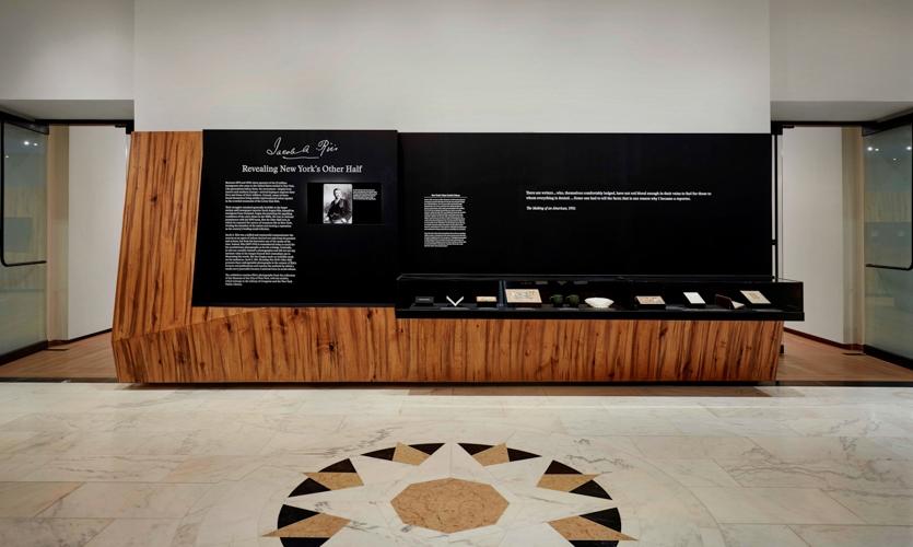 Anteroom Case/ Gallery Entry