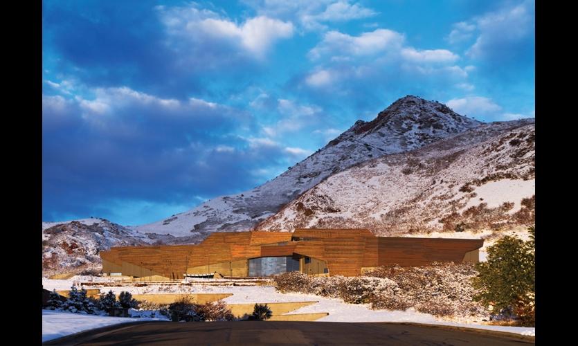 Natural History Museum of Utah Environmental Graphics and