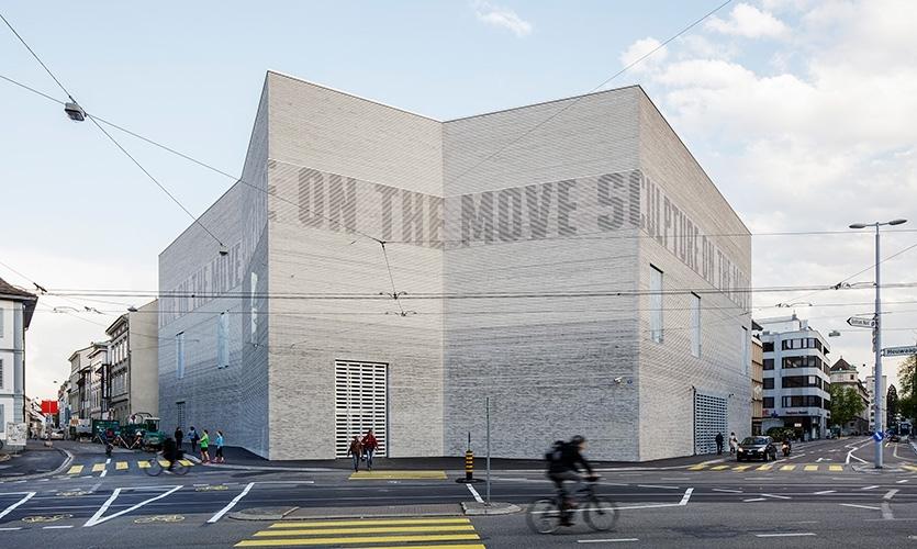 Kunstmuseum Basel Light Frieze