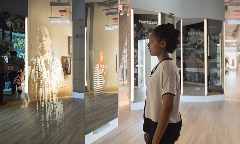 "By challenging visitors to understand their role in helping others and empowering them to ""take the protection of every human's rights personally,"" the museum sheds much-needed light on a variety of global issues."
