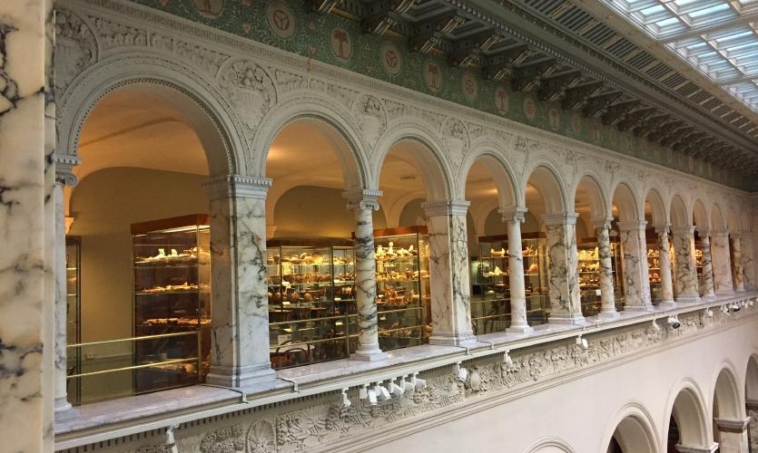Museum Interior (photo: Brenda Cowan)