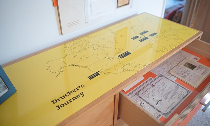 Drucker House Museum