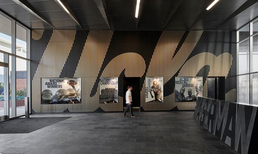 University of California, Wasserman Football Center; Los Angeles, CA., 2017, ZGF Architects