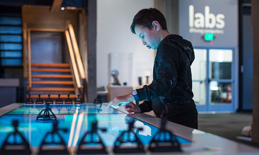 Living Computers: Museum + Labs