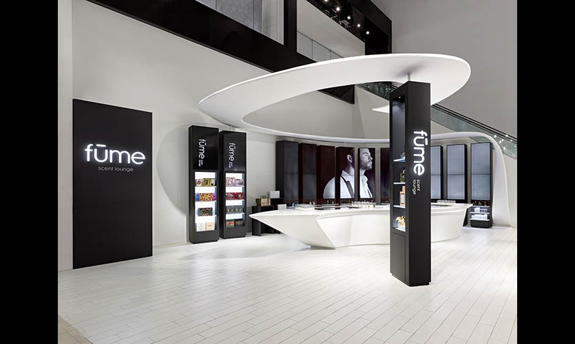 Coty Fume Scent Lounge