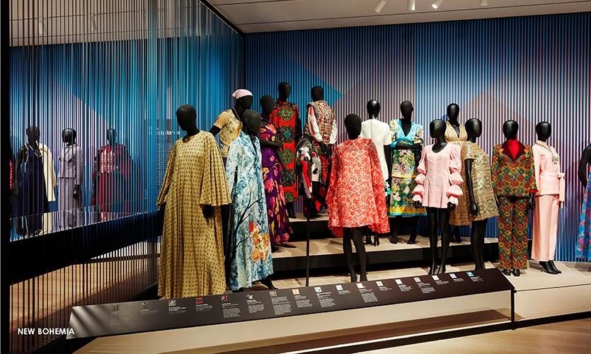 Mod New York: Fashion Takes a Trip