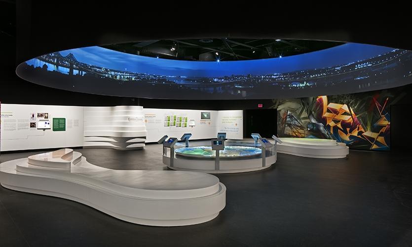Planet MTL Exhibition