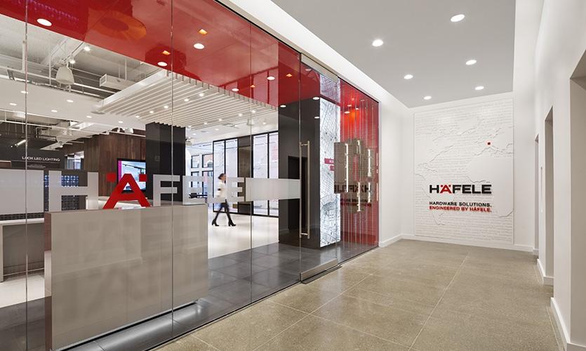 Häfele New York Showroom | SEGD