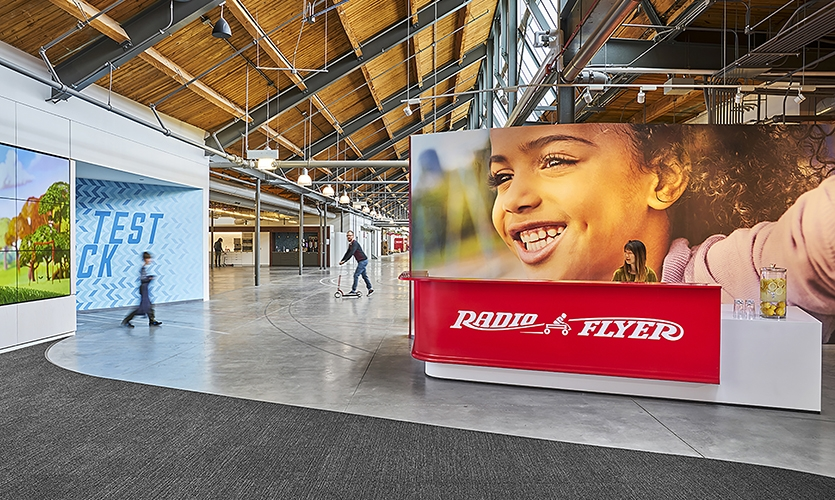 Radio Flyer Headquarters Expansion
