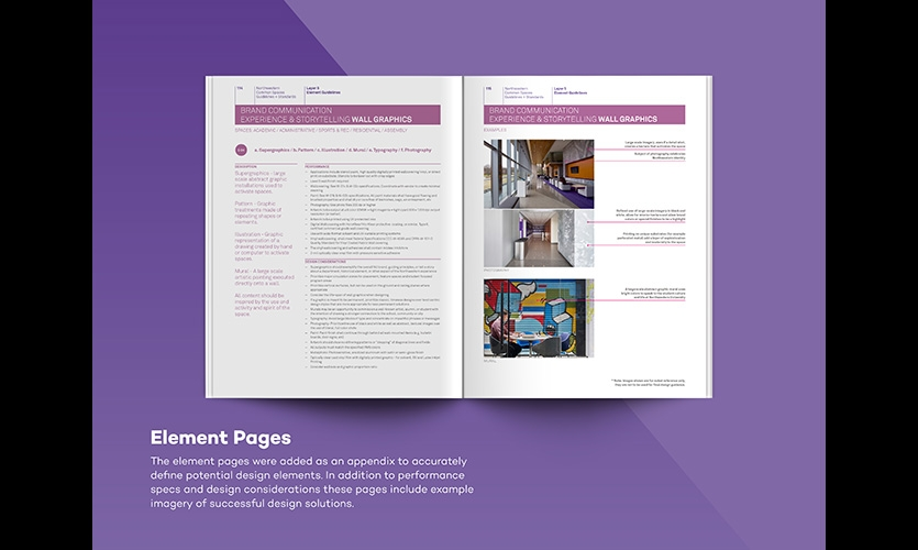 Element Pages