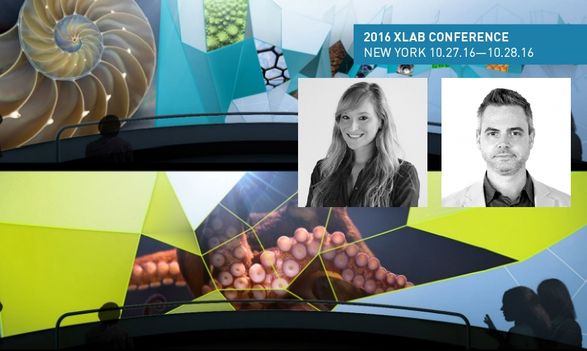 Join Chad Hutson and Ellen Schopler of Leviathan at Xlab 2016!