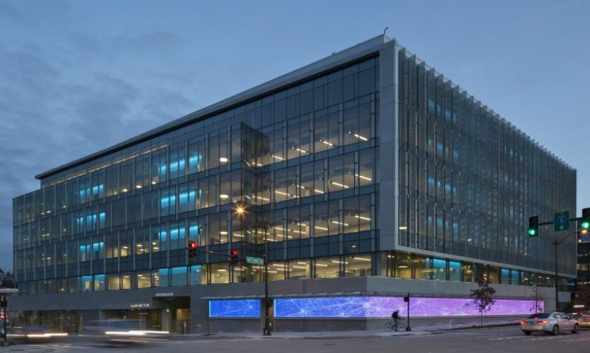 The Allen Institute for Brain Science (Photo: Lara Swimmer)