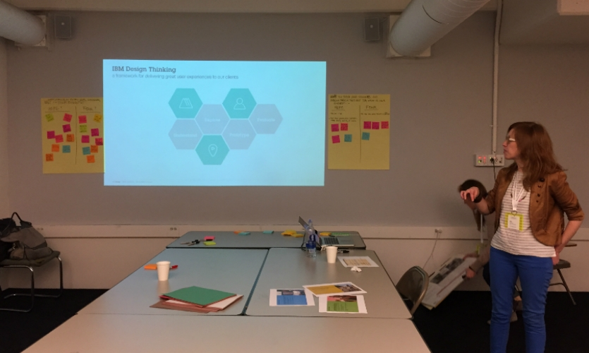 SEGD's Design Thinking workshop is based on IBM's approach to training its new cadre of designers.