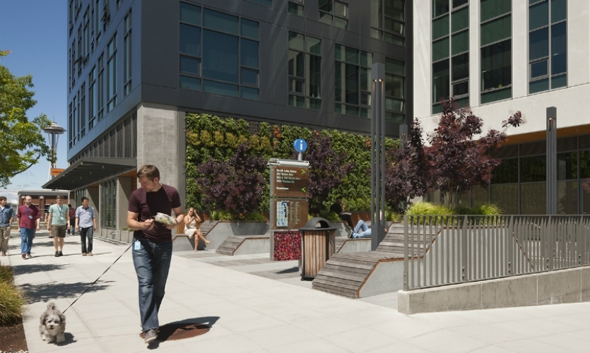 Standard Tours-South Lake Union Experience: Explore one of the most innovative and rapidly expanding neighborhoods that Seattle companies like Amazon, FredHutch and NBBJ all call home.