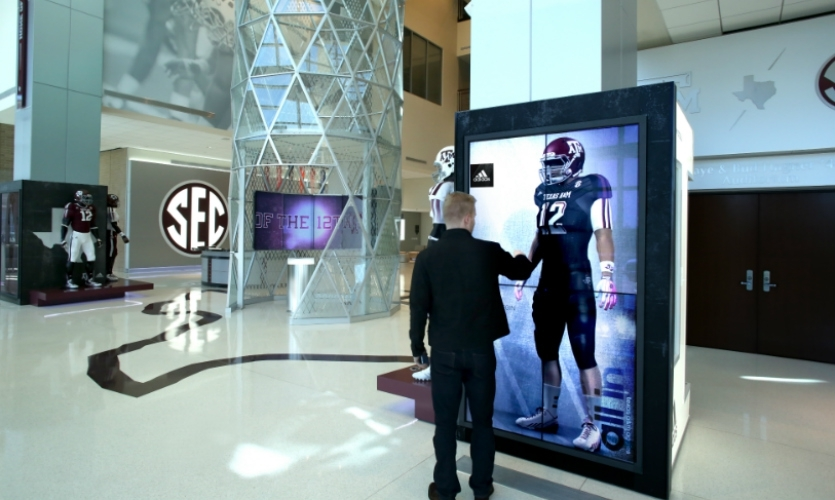 Texas A&M Aggies Facility