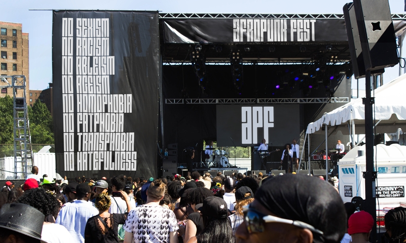 Afropunk Festival 2018