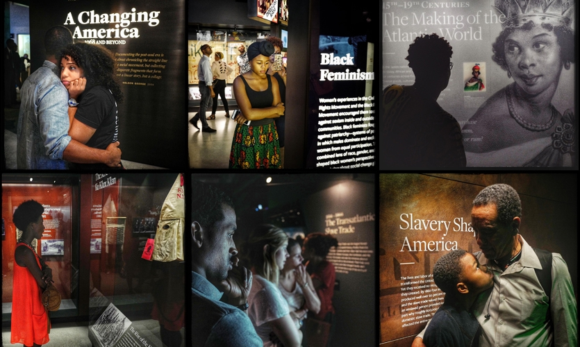 National Museum of African American History and Culture, photos courtesy of Aki Carpenter
