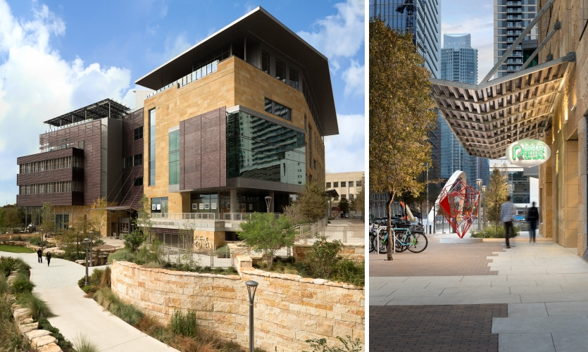 The Striking Building Includes A 600 Person Event Venue, Art Gallery, Café  And