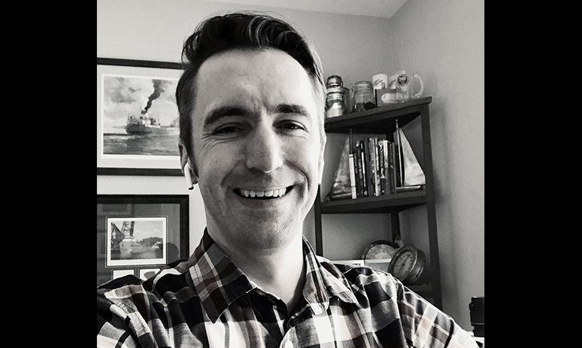 Blake Kishler, artist and designer