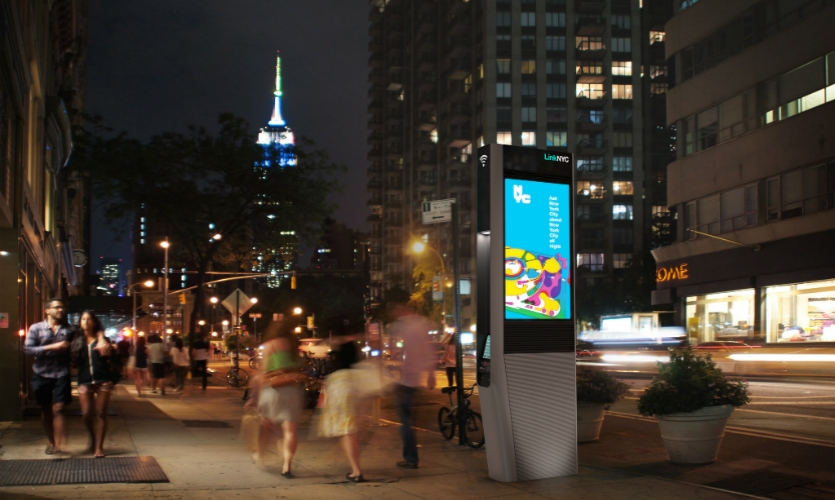 As a case-study scenario, the workshop will focus on the types of problems that could be solved if cities adopted WiFi-enabled devices such as the new WiFi kiosks developed as part of LinkNYC.